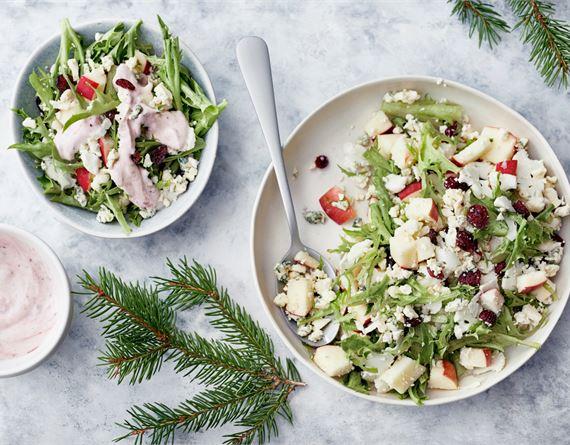 Stressitön ja helppo jouluruoka maistuu juhlavalta, mutta syntyy vähällä vaivalla