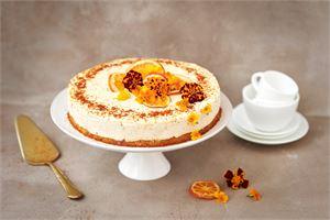 Irish cream-appelsiinikakku