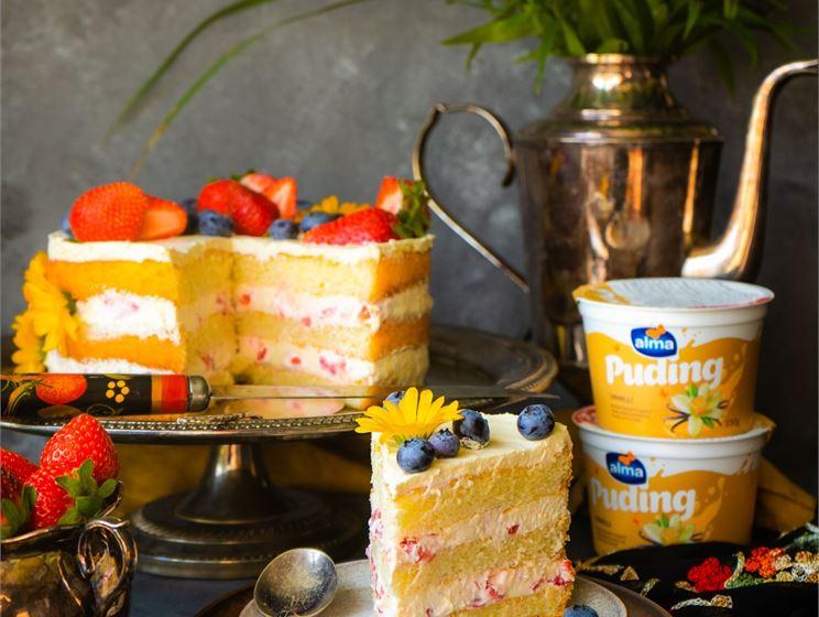 Alma tarkusepäeva tort