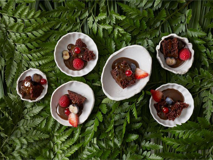 Suklaakakkua ja kaurakinuskia
