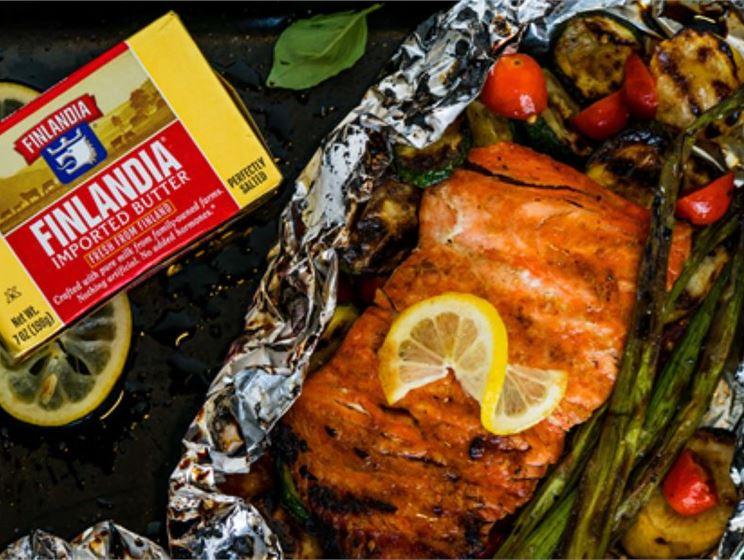 Finlandia Summer Salmon