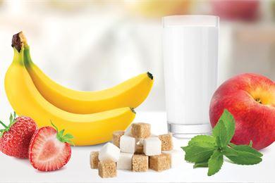 Lisättyä vai luontaista sokeria?