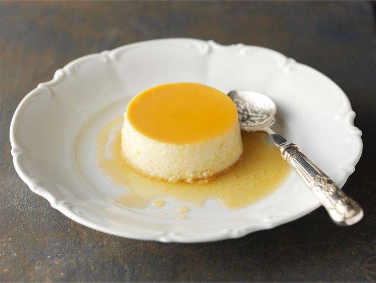 Paahtovanukas eli Crème caramel