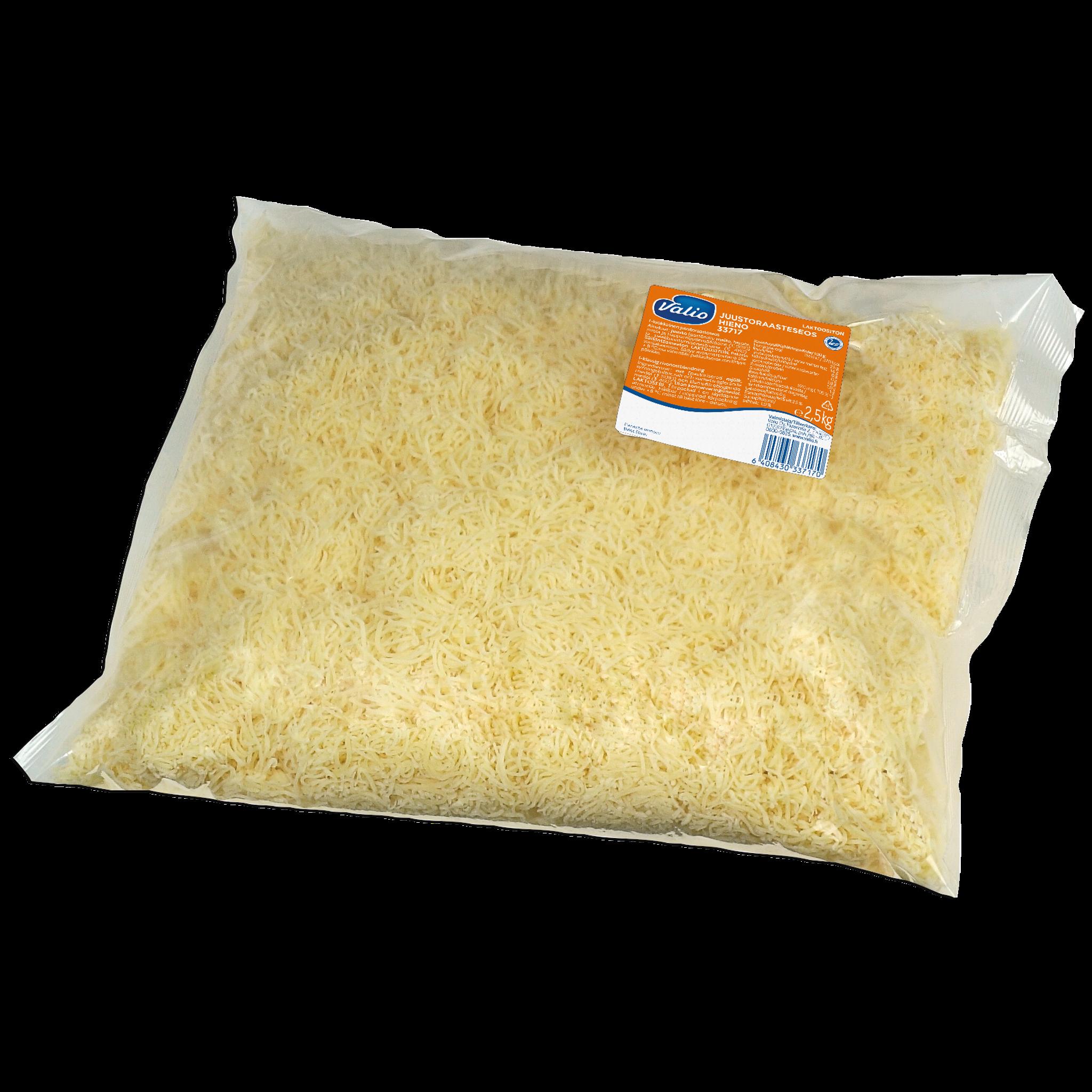 Valio juustoraasteseos hieno