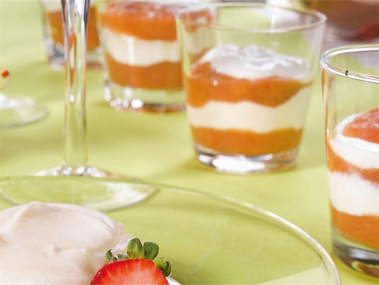 Raparperi-appelsiinijogurtti