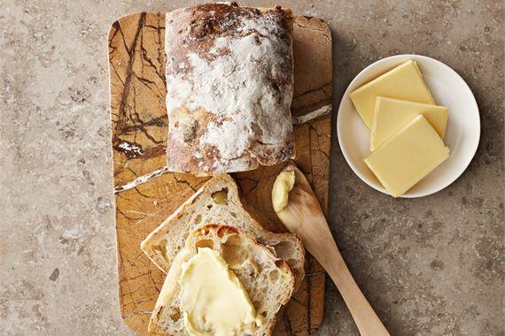 Vad är smör?