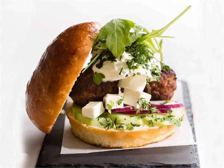 Välimeren burgeri