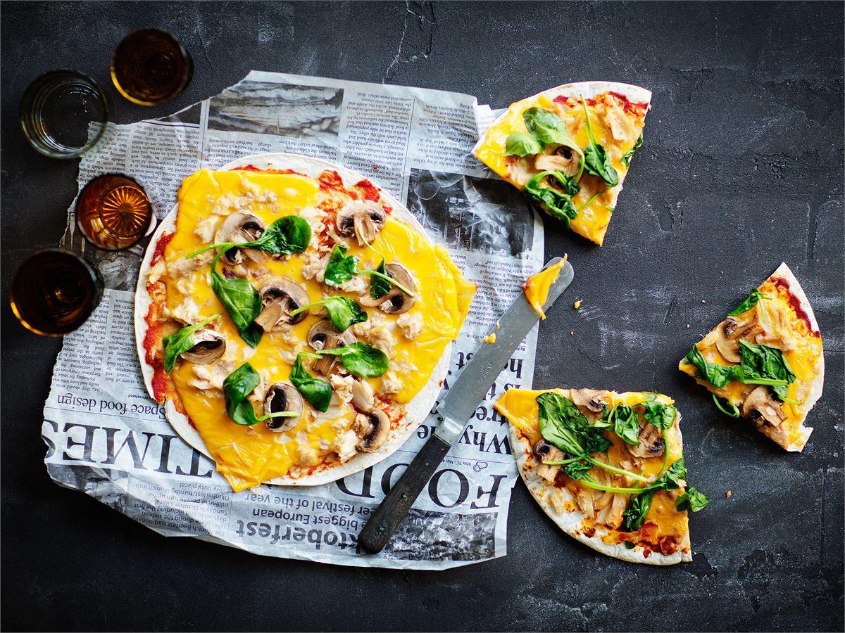 Pikapizza