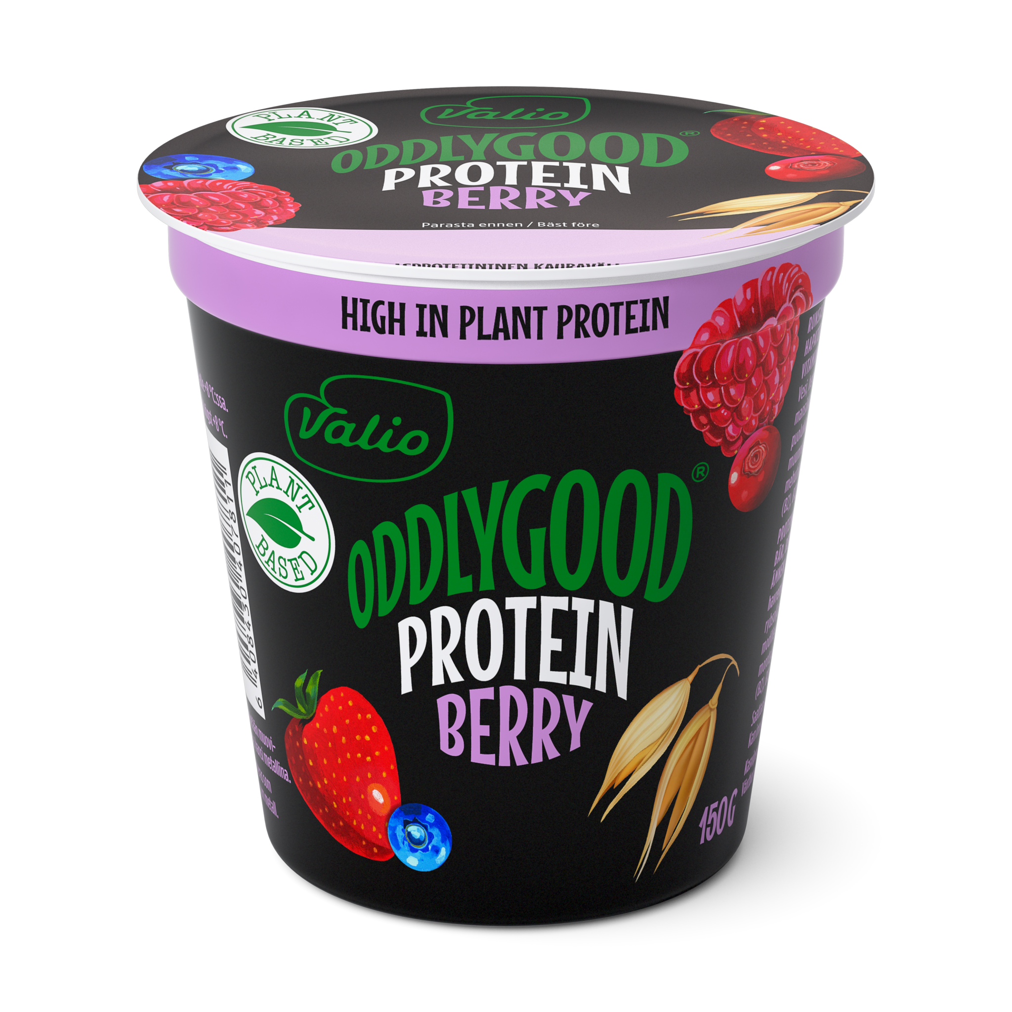 Valio Oddlygood® proteiinivälipala Berry