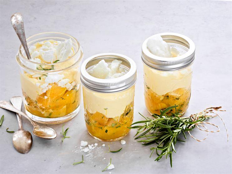 Rosmariini-appelsiinit