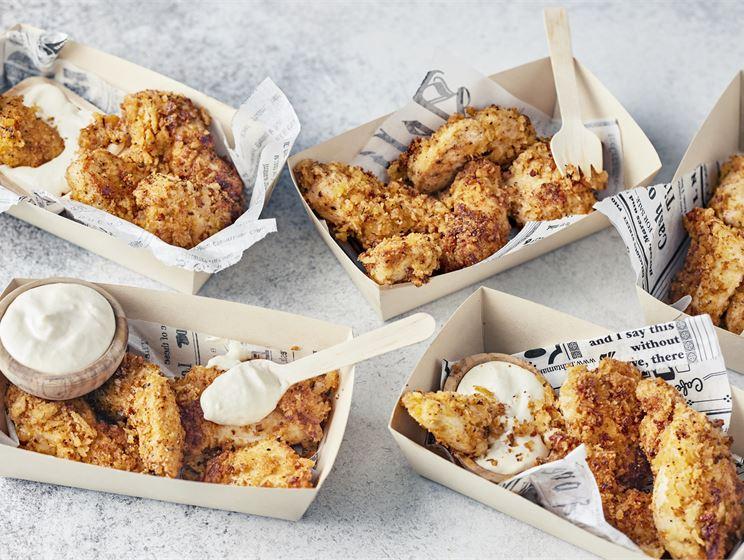 Koskenlaskija fried chicken