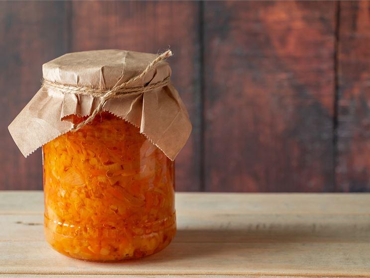 Syrade morötter