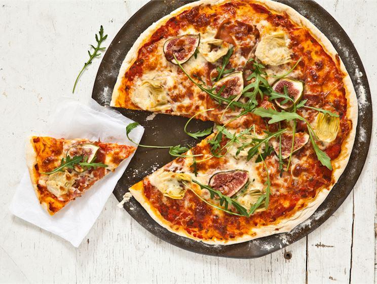 Liemessä Jennin gourmet pizza