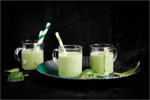 Suolainen jogurttijuoma