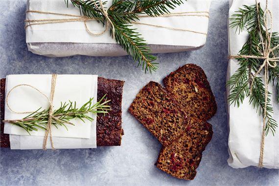 Joululeivän tuoksu tuo joulumielen