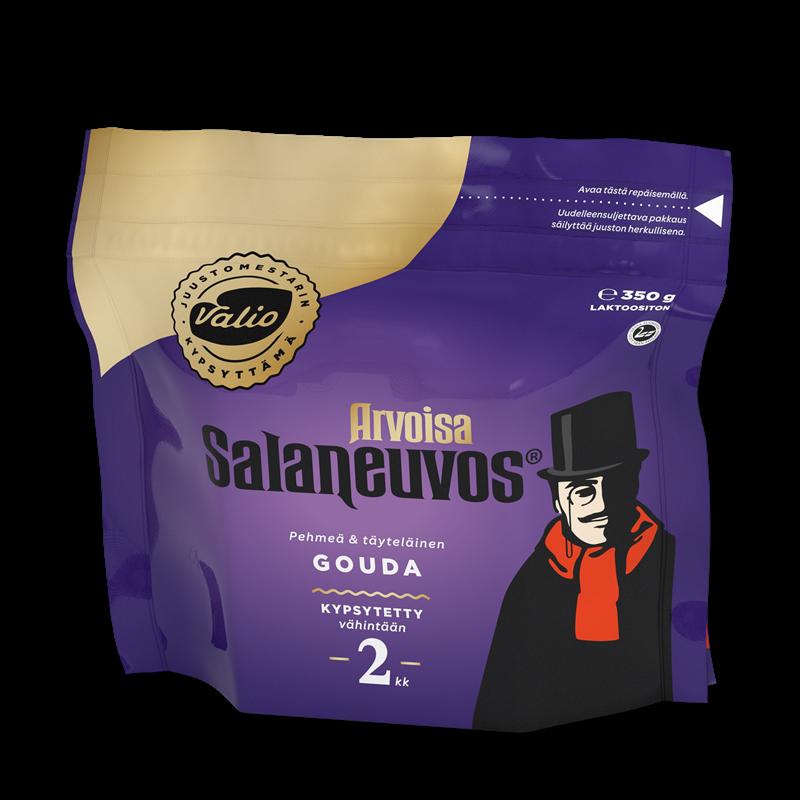 Valio Salaneuvos® Arvoisa gouda juusto
