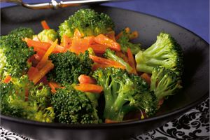 Parsakaali-porkkanahöystö