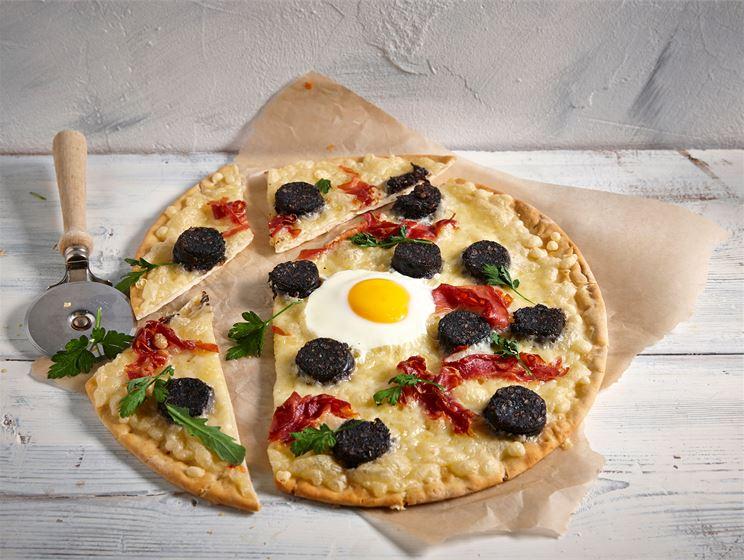 Brunssi pizza