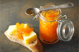 Sitruunainen porkkanamarmeladi