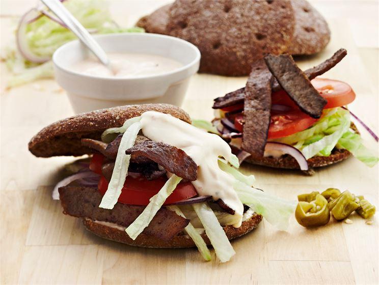Kebab Burgeri