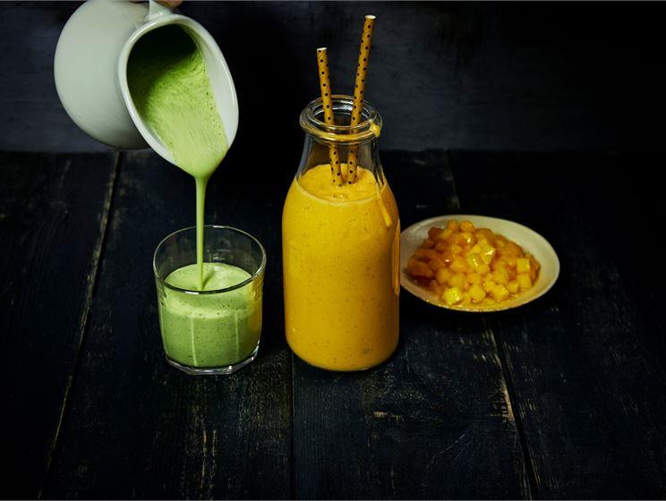 Mango-bataattismoothie