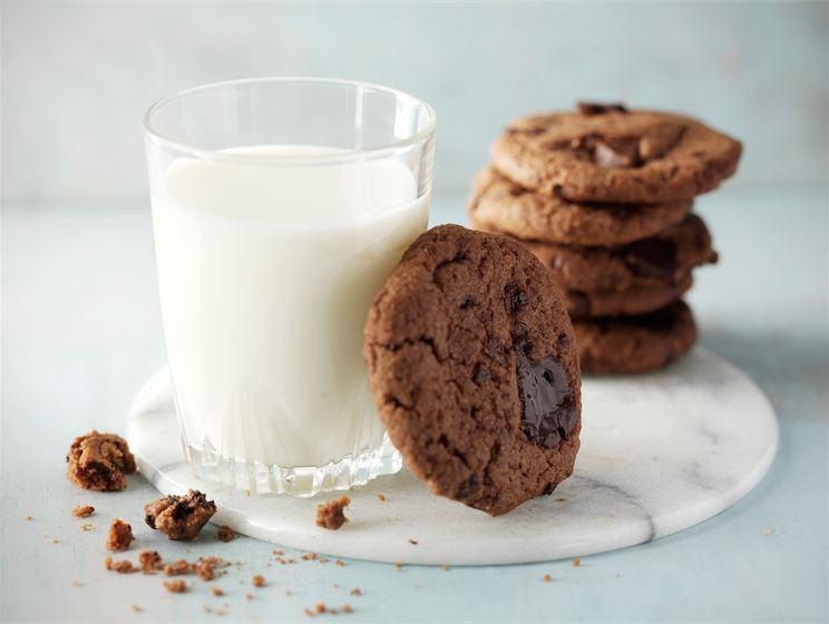 Suklaa cookiet