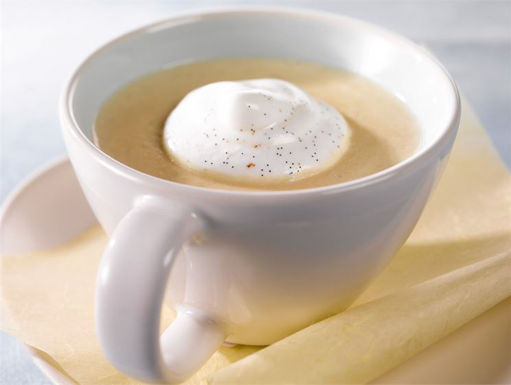 Vanilja-palsternakkakeitto
