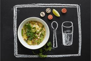 Mifu-Massaman currykeitto