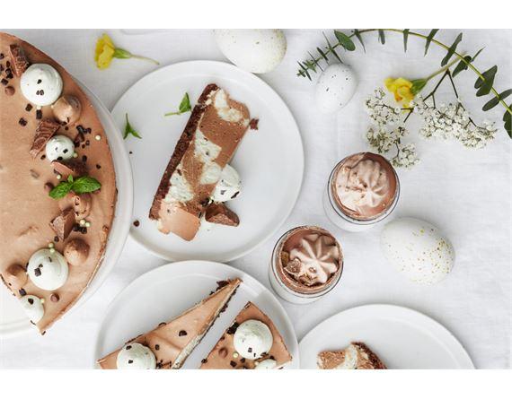 Nämä pääsiäiskakut kruunaavat juhlapöydän
