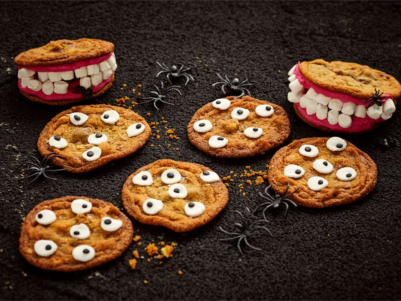 Ruokanurkkaus: Halloween herkut