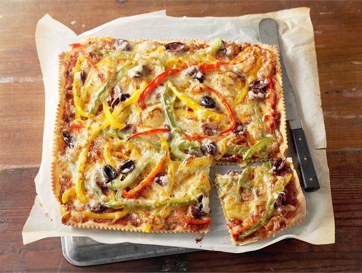 Paprikapizza