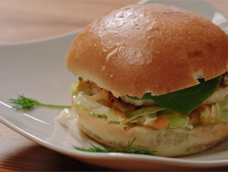 Anna Perhon haukiburger