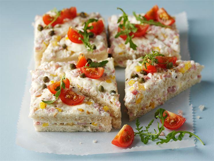 Kinkku-juustoleivokset