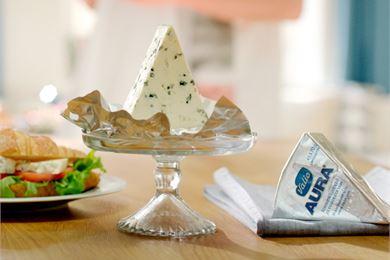 Valio AURA® on juustomestarin taidonnäyte