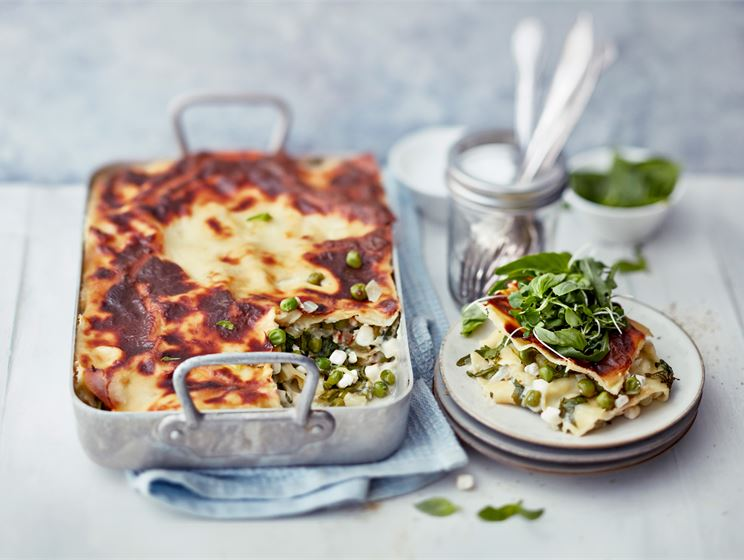 Mifu lasagne verde