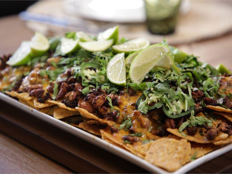 Teemu Laurellin nacho platter
