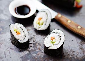 Japanilainen ruoka suku puoli
