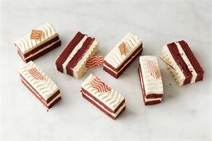 Red Velvet-juustokakku