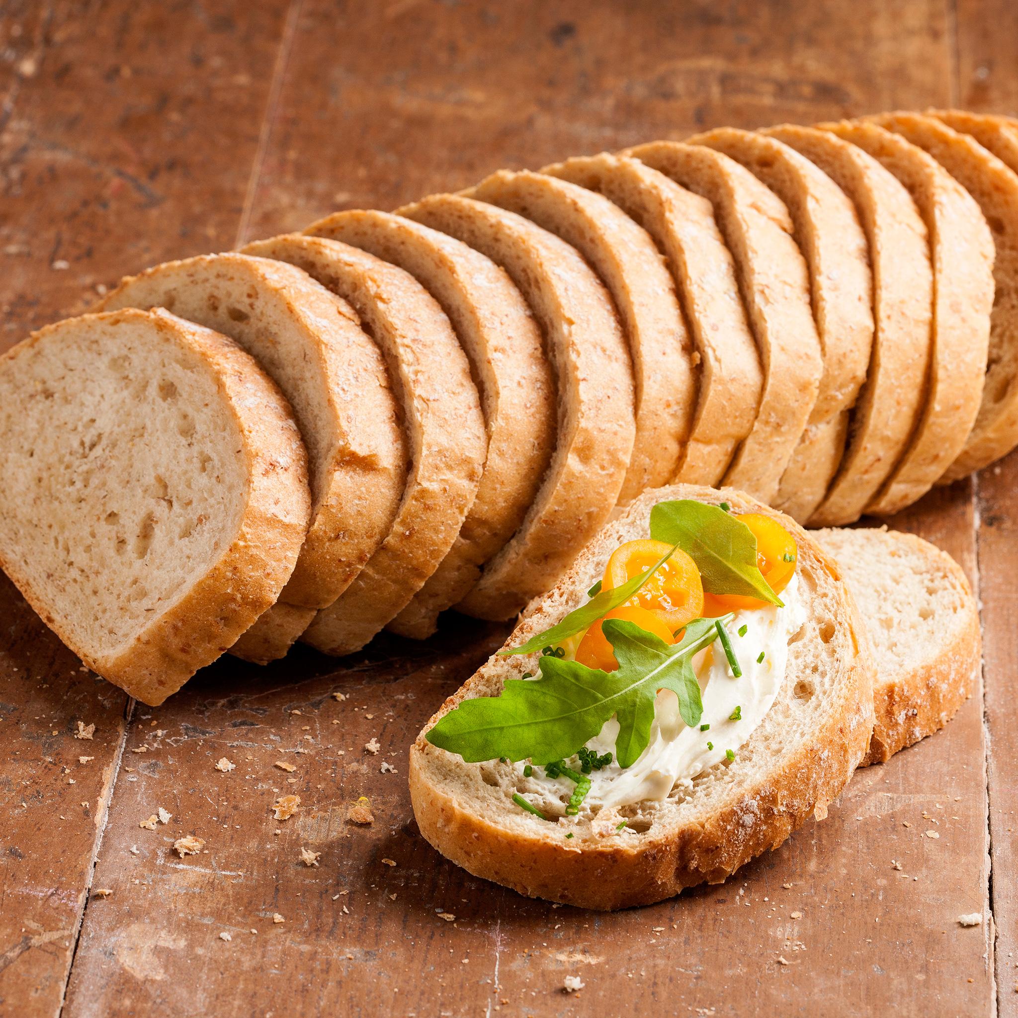 Valio moniviljaleipä viipaloitu