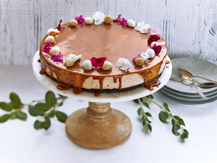 Irish cream kakku
