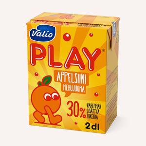 Valio Play® appelsiinimehujuoma