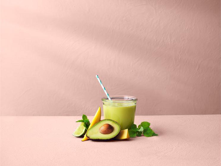 Mango mania smoothie