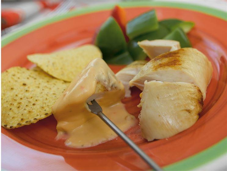 Texmex-fondue