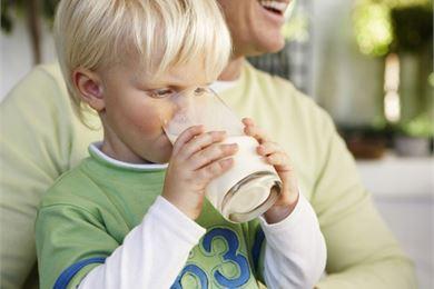 Maitotuotteet, kalsium ja D-vitamiini