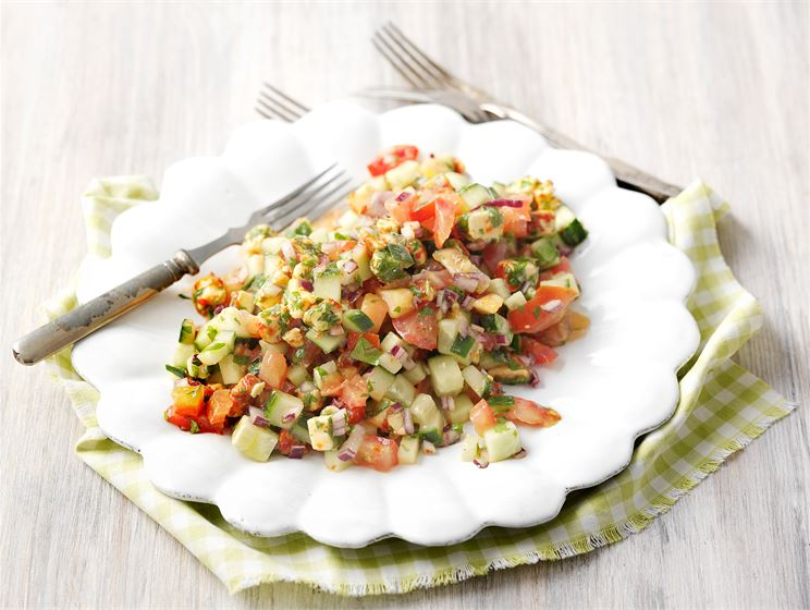 Shopska-salaatti